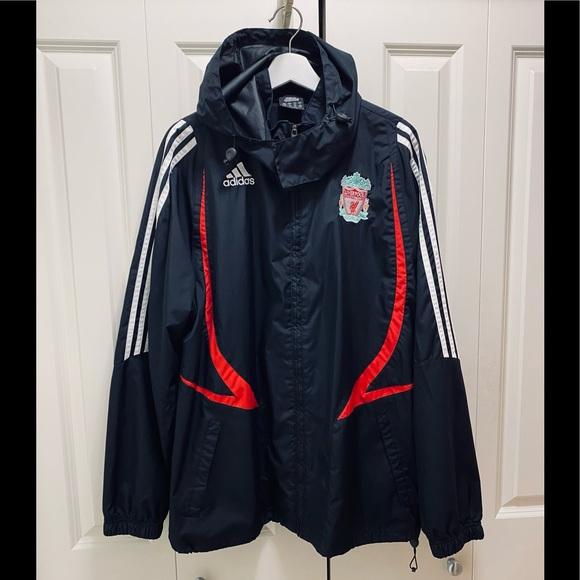 Adidas Liverpool FC Carlsberg Windbreaker Men's M